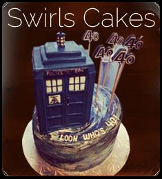 Swirls Cake